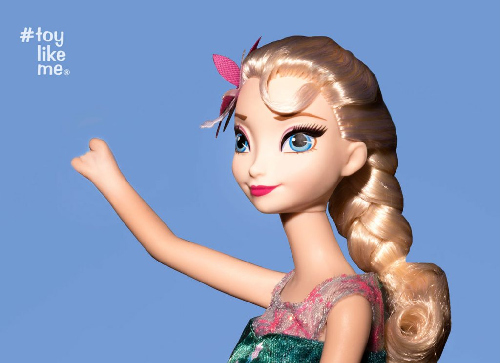 toy like me - barbie image